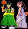FryBread and B-Ball Jones - Come and list your tournaments with us for FREE, email info@nativeamericanbasketball.com